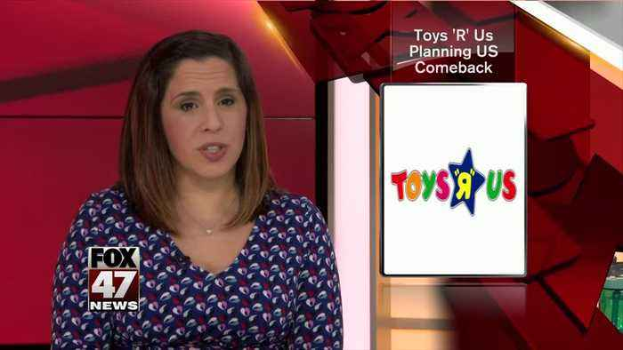 Toys R Us plans second act by holiday season
