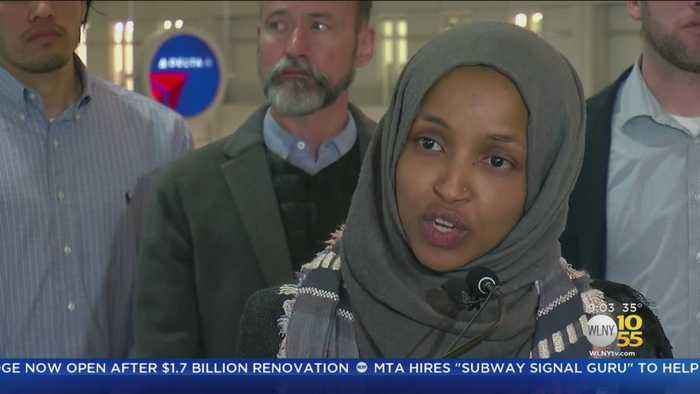 Tri-State Dems Slam Comments By Rep. Ilhan Omar