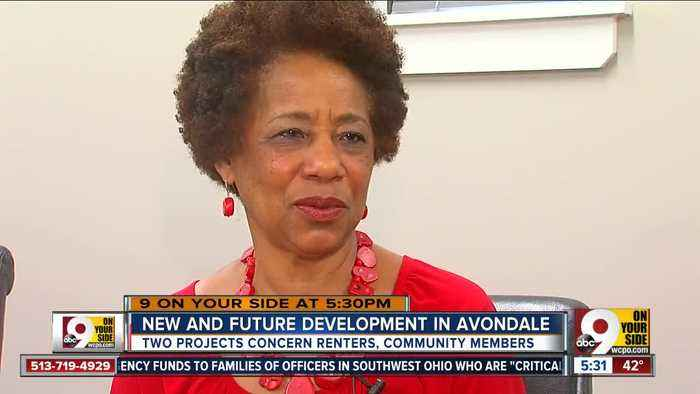 Are changes in Avondale development or gentrification?