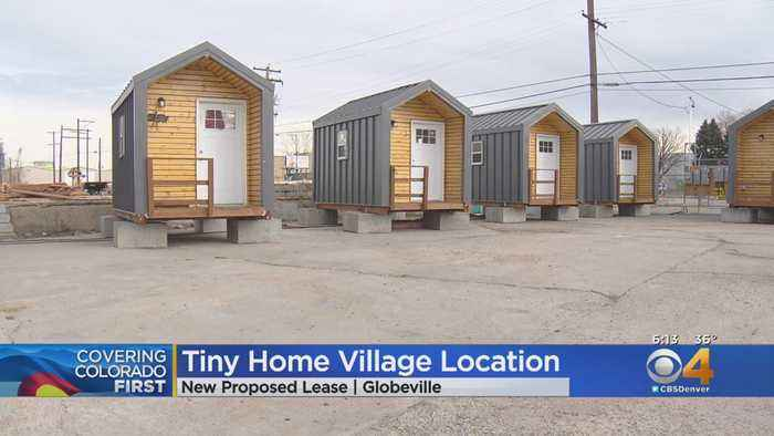 City To Decide If Tiny Home Community Gets More Permanent Address