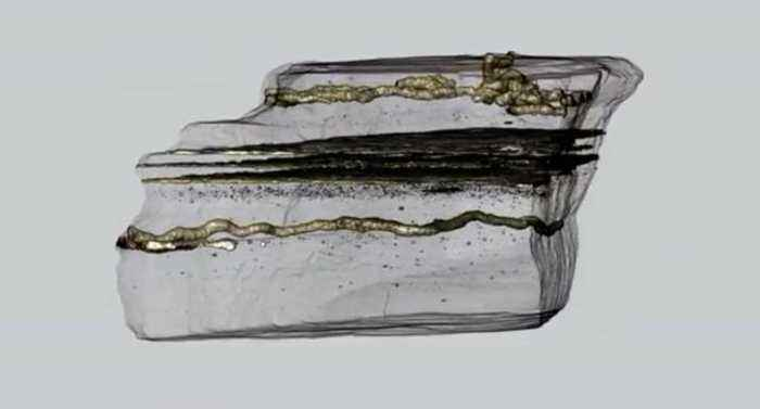 2-Billion-Year-Old Fossils Reveal Oldest Evidence Of Mobility On Earth