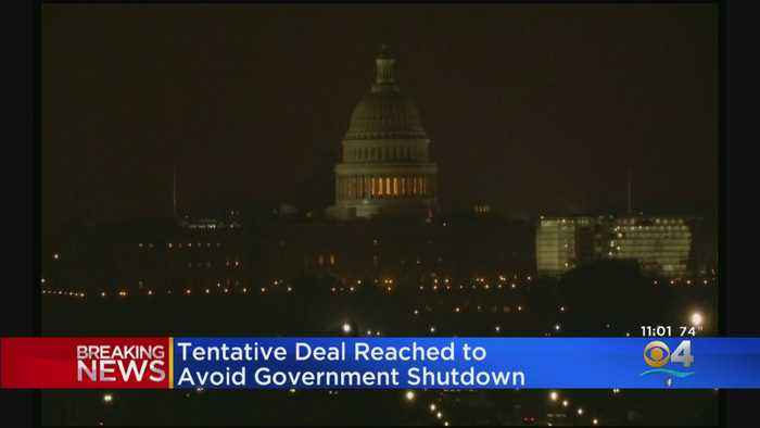 Possible Deal Reached Between Democrats And Republicans To End Government Shutdown