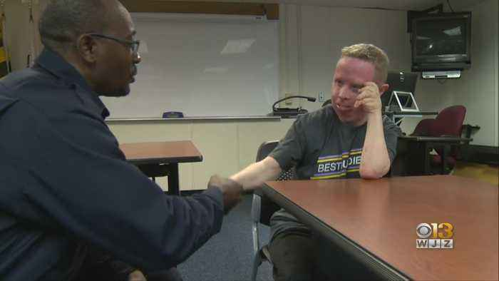 Police Being Trained On How To Deal With People Disabilities, By People With Disabilities