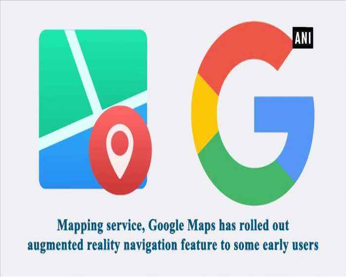 Google rolls out AR navigation for Maps to beta users