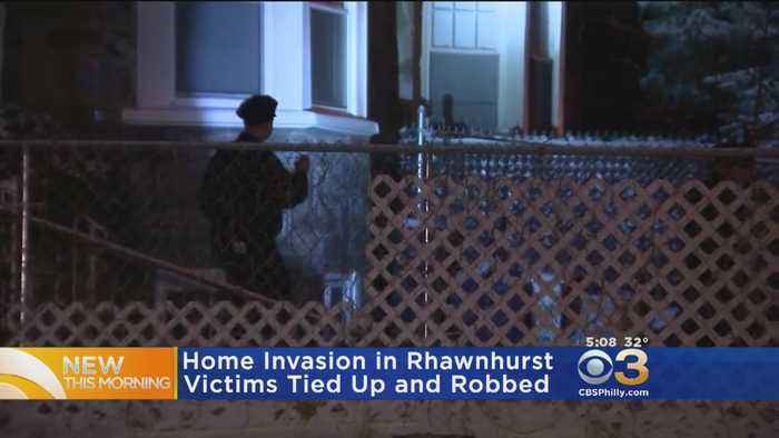 Philadelphia Police Investigating Brutal Home Invasion In Rhawnhurst