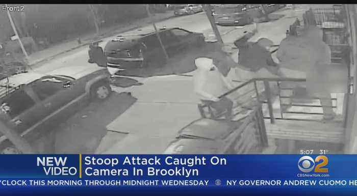 Brutal Brooklyn Beating Caught On Camera