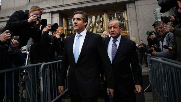 Cohen Delays Giving Congressional Testimony Again