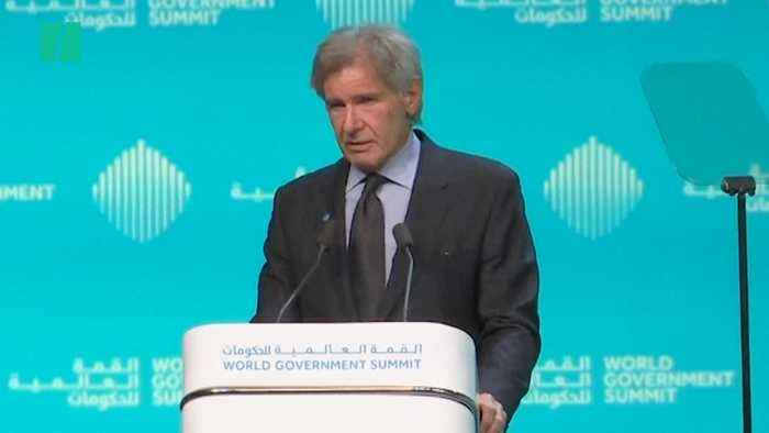 Harrison Ford Says Trump Is On 'Wrong Side Of History'