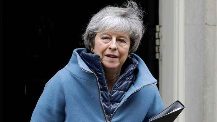 No Brexit Vote In Parliament This Week Says May's Office