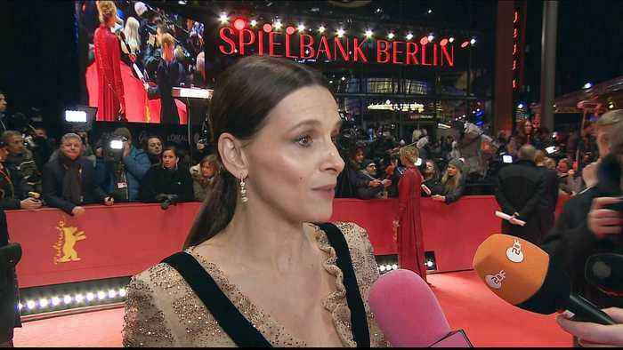 Competition underway for Golden Bear at Berlin film festival