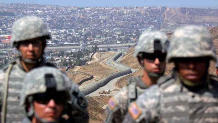 California Governor Pulls National Guard Troops From Border