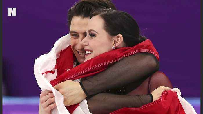 Let Tessa Virtue Help You With The Perfect Valentine's Day Present