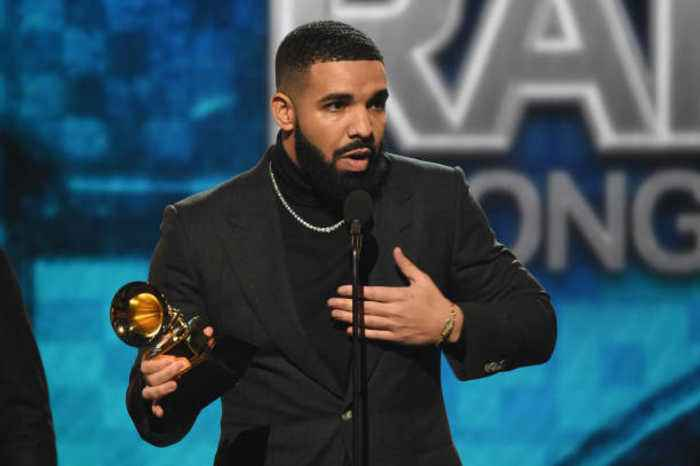 Grammys say Drake finished his speech when they cut him off