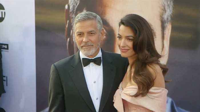 George Clooney slams treatment of Duchess of Sussex