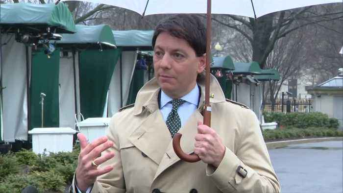 Can't say yet if WH will accept deal: Gidley