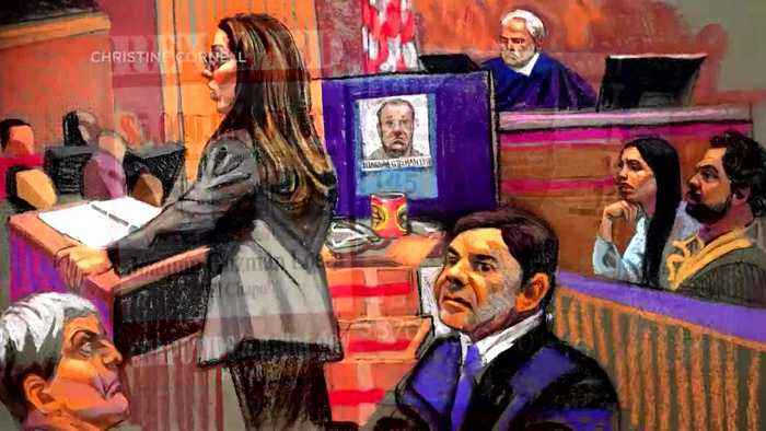 'El Chapo' Found Guilty On Drug Trafficking Charges