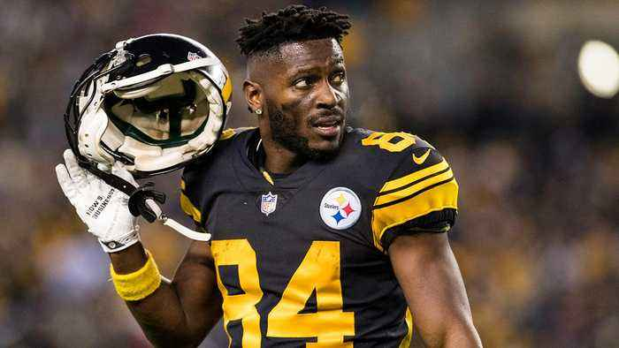 Antonio Brown Says Goodbye to Steelers in Trade Request Post