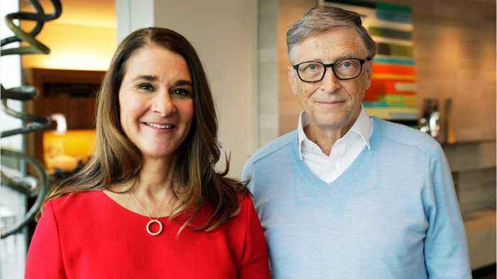 Bill And Melinda Gates Applaud The Work Of At Home DNA Kits