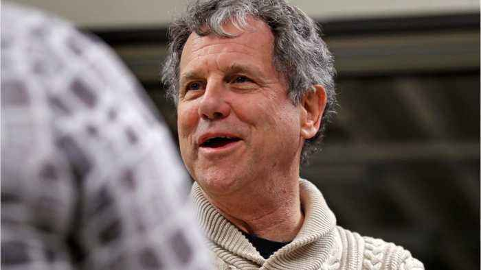 How Does Democrat Sherrod Brown Feel About Medicare And The 'Green New Deal'?