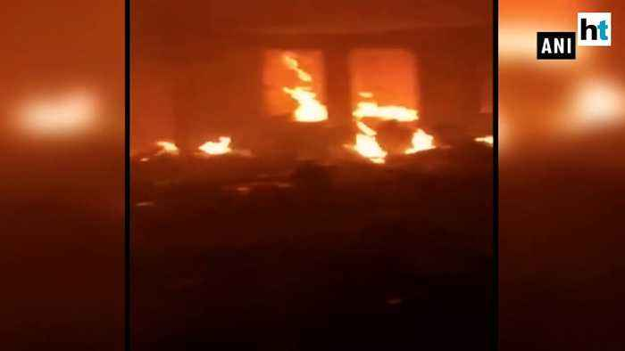 Over 200 homes gutted in fire in Delhi's Paschim Puri