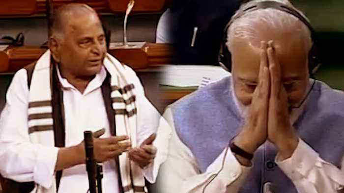 Mulayam Singh Yadav wants PM Modi to elect again as Prime Minister | Oneindia News