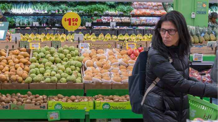 Low U.S. Inflation Means Good News For Indebted Consumers, Mortgage Rates