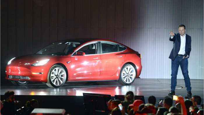 Tesla Rushes Model 3s To China Before Trade War Truce Expires