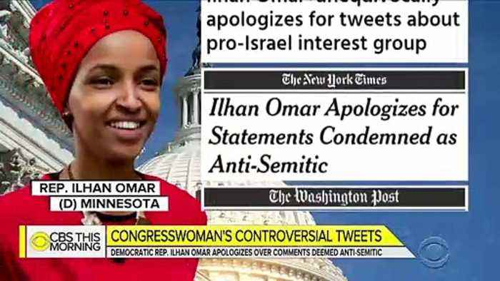 Rep. Ilhan Omar Fires Back At Trump: 'You Have Trafficked In Hate Your Whole Life'