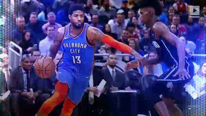 Russell Westbrook and Paul George Make NBA History With Triple-Doubles