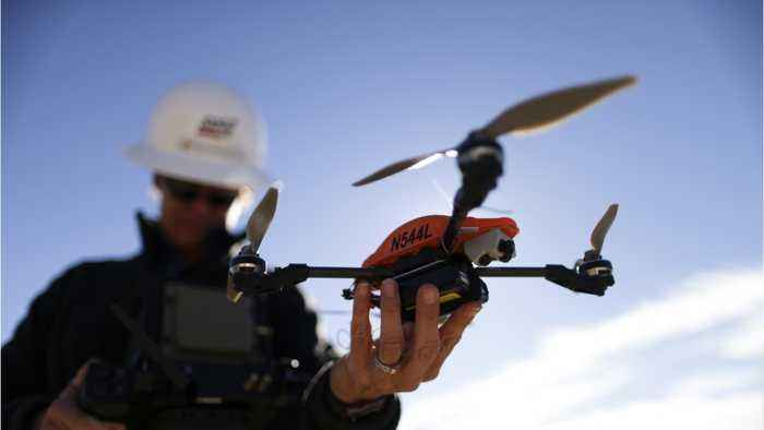 U.S. Will Soon Require Drones To List ID Number In Plain Veiw
