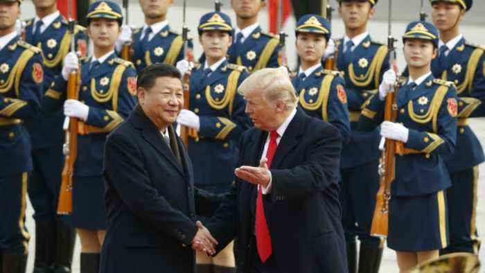 Trump May Delay Deadline on China Trade Deal