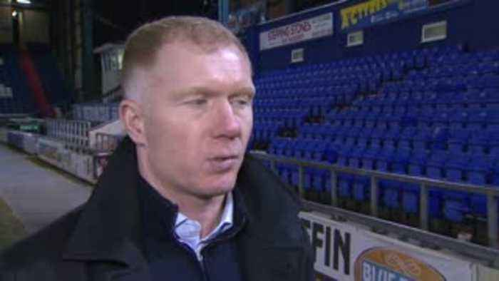 Scholes: Banks was such a nice gentleman