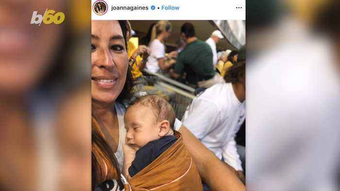 Joanna Gaines Opens Up About Feeling Mom Guilt and Screen time