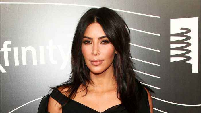Kim Kardashian Says The Trick To Wrinkle Free Face Is Not To Smile