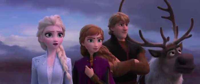 Disney releases 'Frozen 2' trailer
