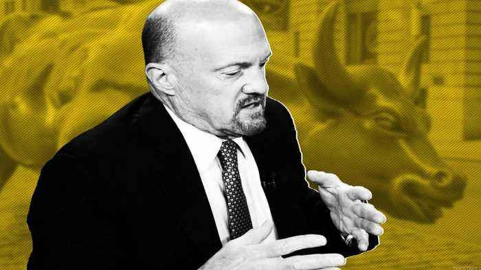 What Jim Cramer's Watching as T-Mobile and Sprint Head to Capitol Hill