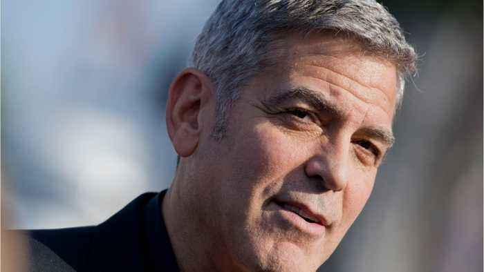 George Clooney Calls Out Media Treatment Of Meghan Markle