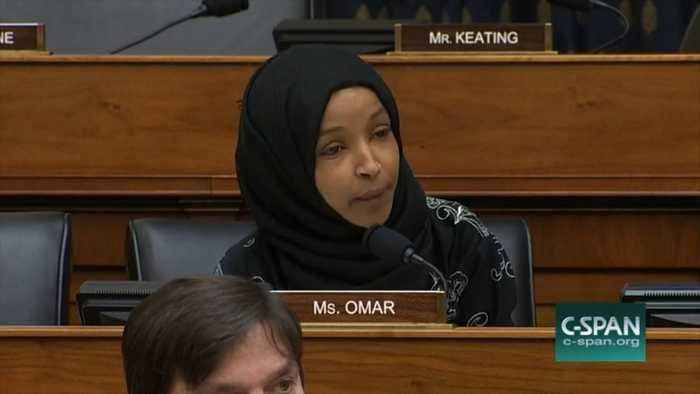 Ilhan Omar Grills Trump Official On Supporting Genocide In Venezuela As He 'Did In Guatemala'