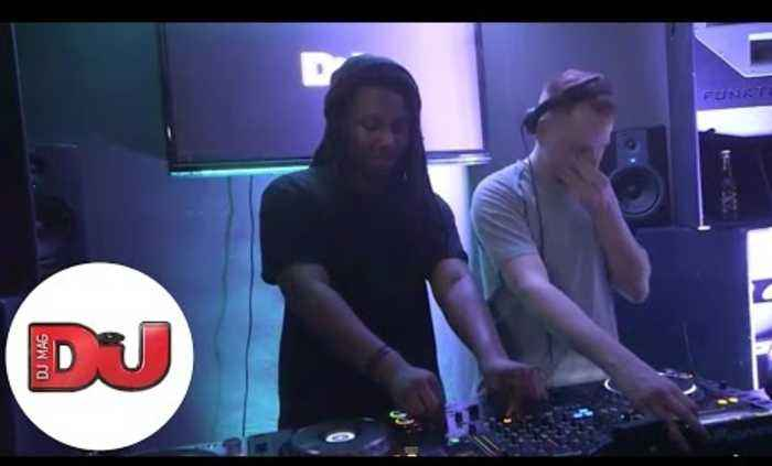 Citizenn & Kiwi LIVE from DJ Mag HQ