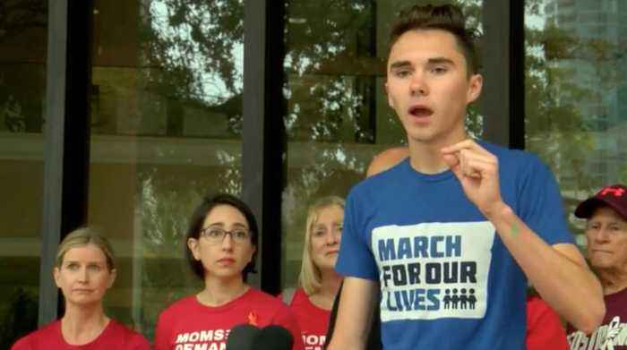 Parkland Shooting Survivor David Hogg Reveals How He's Coping One Year Later