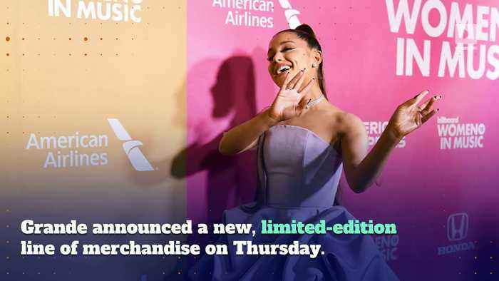 Ariana Grande Releases Anti-Valentine's Day Products