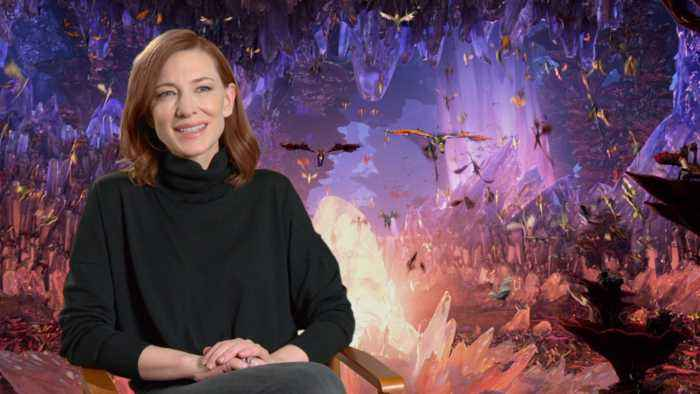 Cate Blanchett On Growing Up Through 'How to Train Your Dragon: The Hidden World'