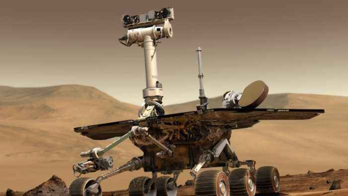 NASA Rover's Mission Comes To An End After Almost 15 Years