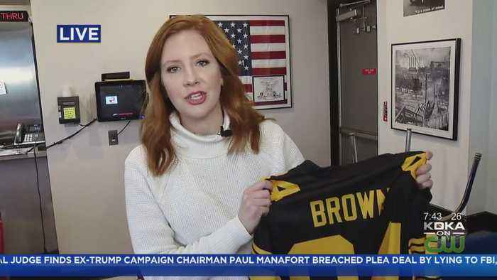 Steelers Fans Encouraged To Turn Their Anger At Antonio Brown Into A Positive