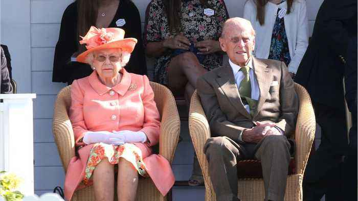 Prince Philip Not Charged After Giving Up Driver's License