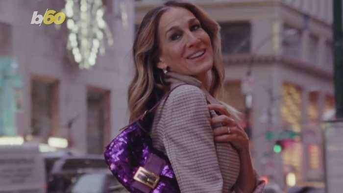 Sex And The City's Carrie Bradshaw Spotted In New Fendi Campaign And We Can't Even!!