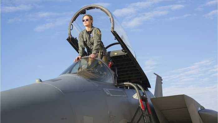 'Captain Marvel' Estimated To See $100 Million-Plus Opening