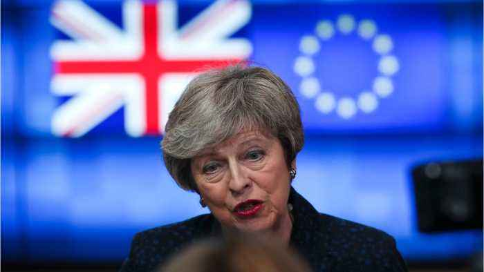 British Prime Minister Theresa May Faces Another Brexit Setback