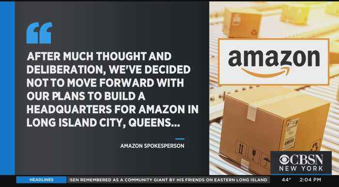 Amazon Gone: Retail Giants Backs Out Of NYC HQ Plans