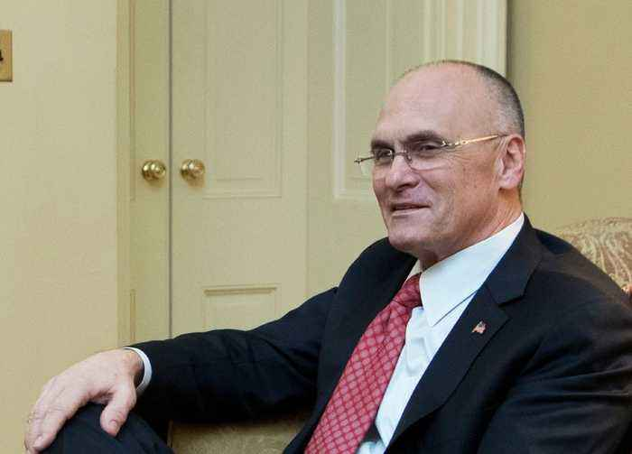 Andy Puzder Says Amazon Withdrawal Shows New York Is Falling Prey to 'Socialist Policies'
